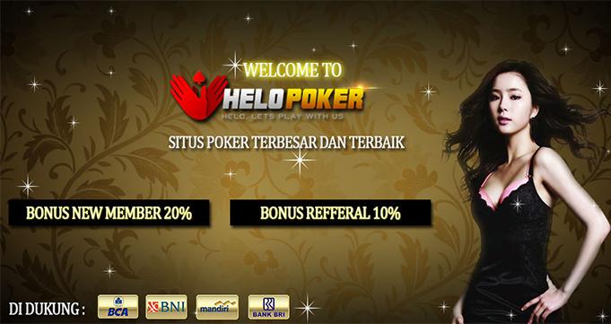 Agen IDN Poker Online Resmi